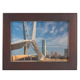 USA, Oklahoma, Oklahoma City, Skydance Keepsake Box