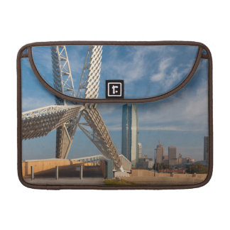 USA, Oklahoma, Oklahoma City, Skydance Sleeve For MacBooks