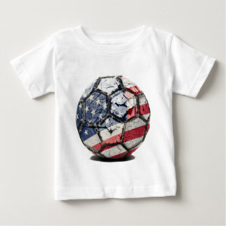 USA old ball Baby T-Shirt
