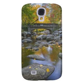 USA, Oregon, Ashland, Lithia Park. Autumn Galaxy S4 Case