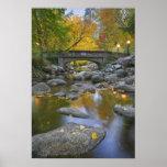 USA, Oregon, Ashland, Lithia Park. Autumn Poster