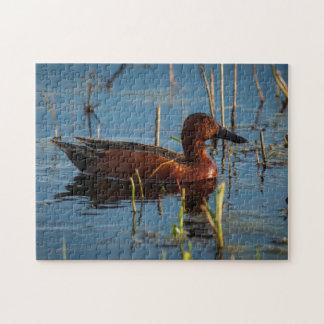USA, Oregon, Baskett Slough National Wildlife 8 Jigsaw Puzzle