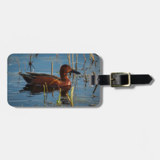 USA, Oregon, Baskett Slough National Wildlife 8 Luggage Tag