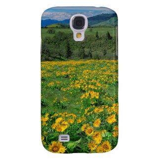 USA, Oregon, Columbia River Gorge 2 Galaxy S4 Case