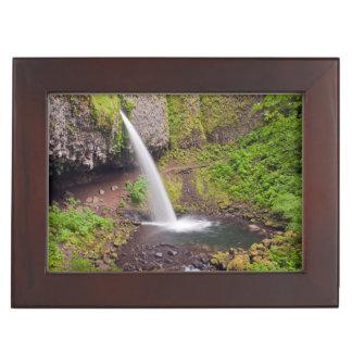 USA, Oregon, Columbia River Gorge 4 Keepsake Box