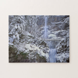 USA, Oregon, Columbia River Gorge Jigsaw Puzzle