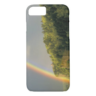USA, Oregon, Columbia River Gorge National iPhone 8/7 Case