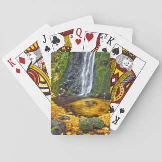 USA, Oregon, Columbia River Gorge National Playing Cards