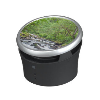 USA, Oregon, Columbia River Gorge, Tanner Creek 4 Bluetooth Speaker