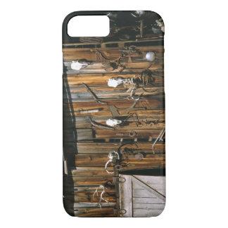 USA, Oregon, Harney County. Alter Livreestall iPhone 8/7 Case