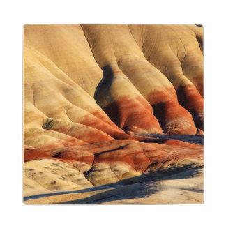 USA, Oregon, John Day Fossil Beds 2 Wood Coaster