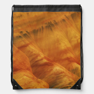 USA, Oregon, John Day Fossil Beds Drawstring Bag