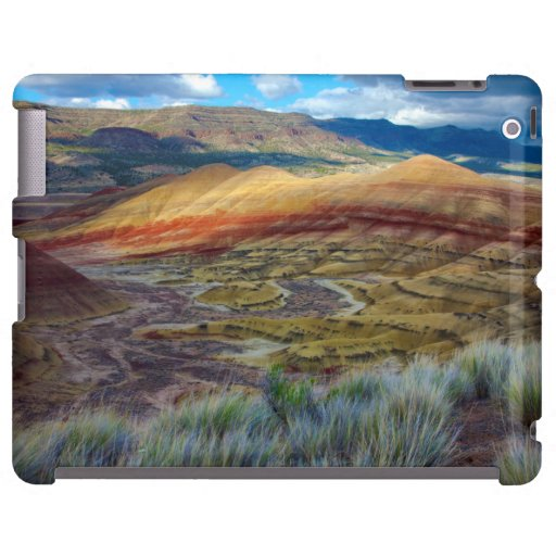 USA, Oregon. Landscape Of The Painted Hills