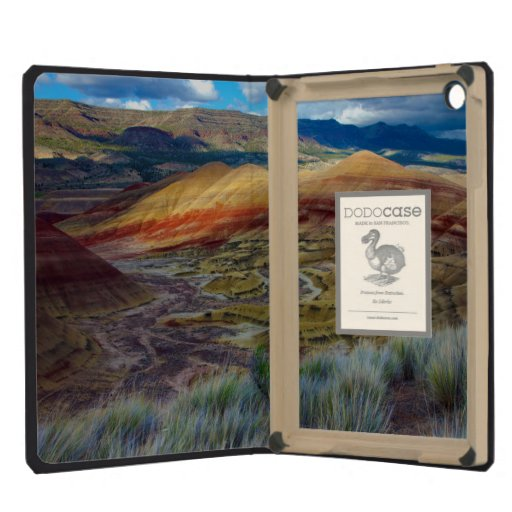USA, Oregon. Landscape Of The Painted Hills iPad Mini Case