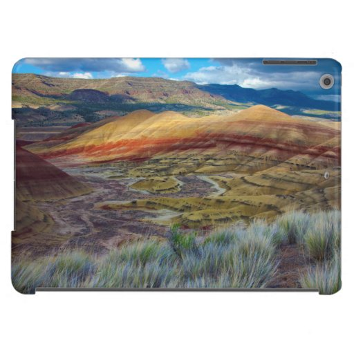 USA, Oregon. Landscape Of The Painted Hills iPad Air Covers