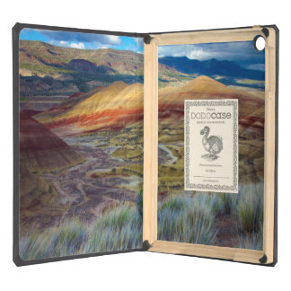 USA, Oregon. Landscape Of The Painted Hills iPad Air Cases