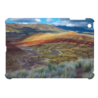 USA, Oregon. Landscape Of The Painted Hills iPad Mini Cases