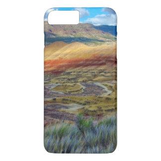 USA, Oregon. Landscape Of The Painted Hills iPhone 8 Plus/7 Plus Case