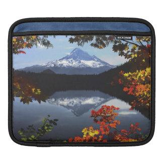 USA, Oregon, Mt. Hood National Forest. iPad Sleeve