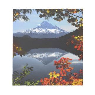 USA, Oregon, Mt. Hood National Forest. Notepad