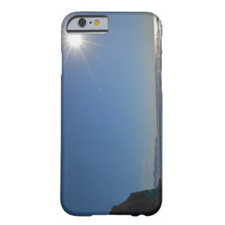 USA, Oregon, Pacific City, sun and beach Barely There iPhone 6 Case