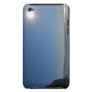 USA, Oregon, Pacific City, sun and beach Barely There iPod Case