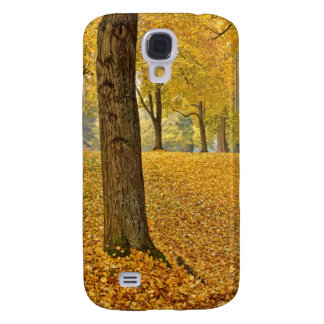 USA, Oregon, Portland. American Linden Trees Galaxy S4 Case