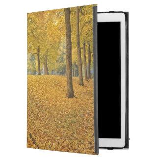 "USA, Oregon, Portland. American Linden Trees iPad Pro 12.9"" Case"