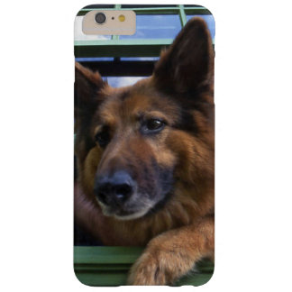 USA, Oregon, Portland. Griff the long-hair Barely There iPhone 6 Plus Case