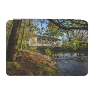USA, Oregon, Scio, Larwood Wayside, Larwood 2 iPad Mini Cover