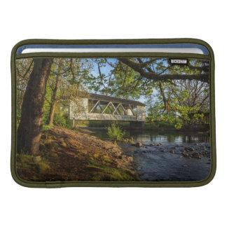 USA, Oregon, Scio, Larwood Wayside, Larwood 2 MacBook Sleeve