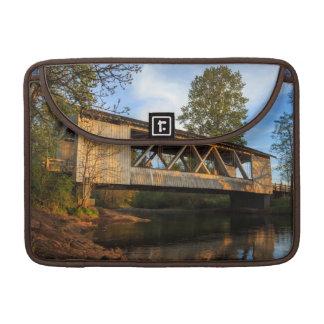 USA, Oregon, Scio, Larwood Wayside, Larwood Sleeve For MacBooks