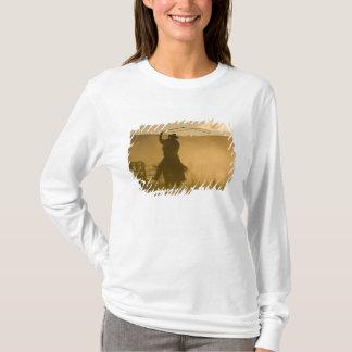 USA, Oregon, Seneca, Ponderosa Ranch. 2 T-Shirt