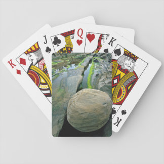 USA, Oregon, Shore Acres State Park Playing Cards