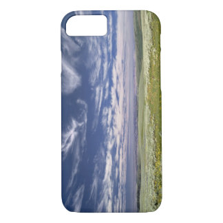 USA, Oregon, Steens Mountain. Spring burgeons iPhone 8/7 Case