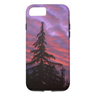 USA, Oregon, Three Sisters Wilderness, Vivid iPhone 8/7 Case