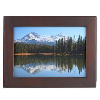 USA, Oregon, Willamette National Forest 2 Keepsake Box