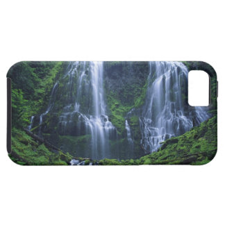 USA, Oregon, Willamette National Forest. View of Case For The iPhone 5