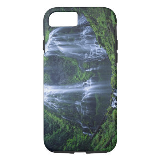 USA, Oregon, Willamette National Forest. View of iPhone 7 Case