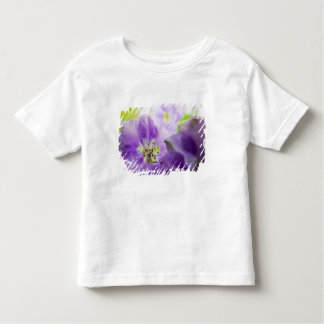 USA, Oregon, Willamette Valley, Larkspur Close Toddler T-Shirt