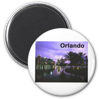 USA Orlando (St.K) 6 Cm Round Magnet
