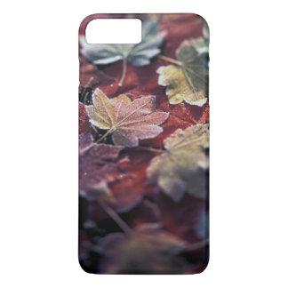 USA, Pacific Northwest. Japanese maple leaves iPhone 8 Plus/7 Plus Case