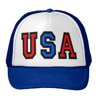 USA Patriotic Baseball Cap