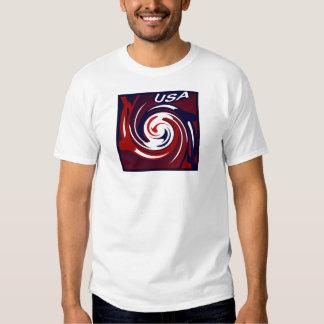 USA Patriotic Fashion Shirt 4 Him - Red/White/Blue