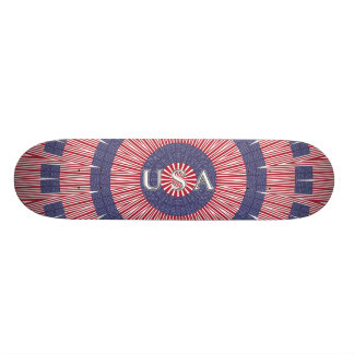 USA Patriotic Skateboards