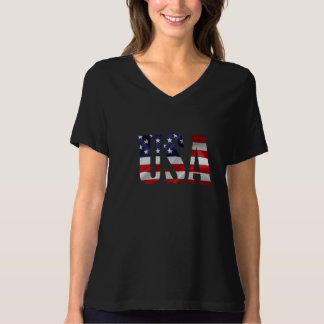 USA Patriotic T-Shirt