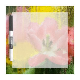USA, Pennsylvania. Abstract tulip impression Dry Erase Boards