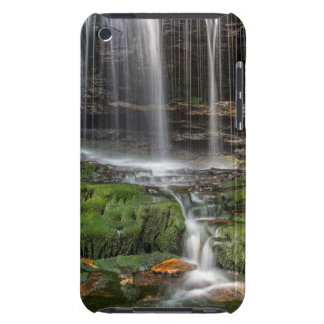 USA, Pennsylvania, Benton. Delicate Waterfall Barely There iPod Cover