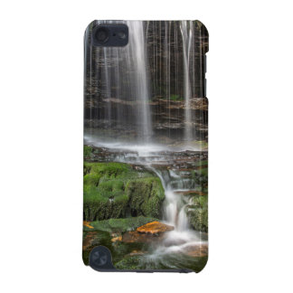 USA, Pennsylvania, Benton. Delicate Waterfall iPod Touch (5th Generation) Cover
