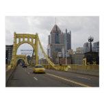USA, Pennsylvania, Pittsburgh. The 6th Street Postcard
